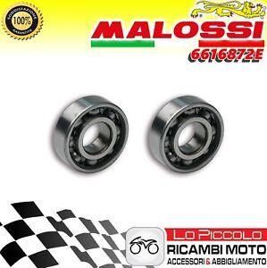 6616872e 2 Cuscinetti Albero Motore C3 Alti Giri Malossi Piaggio Si Ciao Bravo Saveur Aromatique