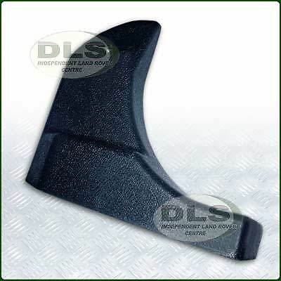 NEW MUC3036 133 LANDROVER DEFENDER RIGHT HAND FRONT DOOR CHECK STRAP COVER