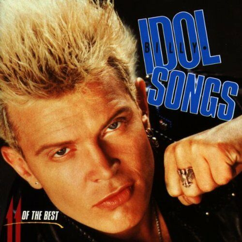 1 of 1 - Billy Idol - Idol Songs: 11 Of The Best - Billy Idol CD QRVG The Cheap Fast Free