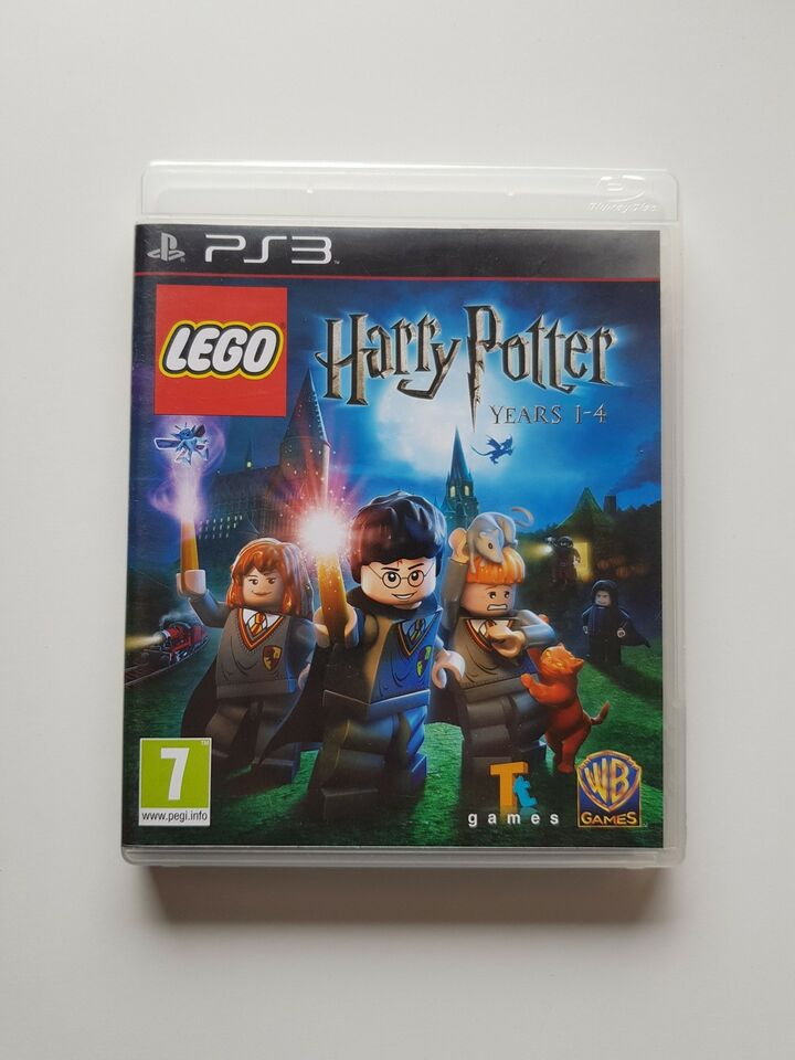 Lego Harry Potter, PS3