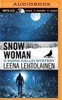 Snow Woman by Leena Lehtolainen (CD-Audio, 2016)