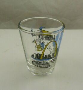 shot glass Missouri souvenir collectible