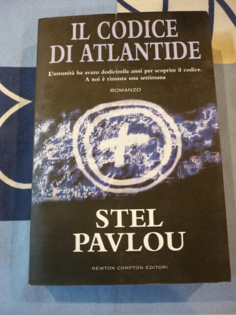 Il codice di Atlantide Stel Pavlou