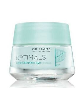 Details about 2×ORIFLAME Optimals Seeing Is Believing Eye Cream (puffiness  and dark circles)
