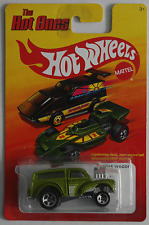 Hot Wheels Hot Ones - Morris Wagon / MG Rover Bigblock grün Neu/OVP