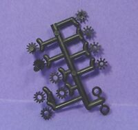 Ho/hon3 Roundhouse Shay Locomotive Part(s) Mdc-33 Axle & Lineshaft Gears Sprue