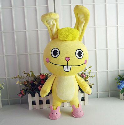 Happy Tree Friends Cuddles 15 inches Anime Yellow Stuffed /& Plush Cartoon Doll