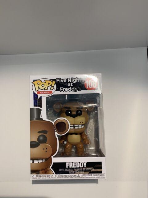 Five Nights at Freddy/'s FNAF Vinyl Freddy #106 Funko POP