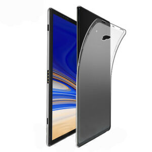 For-Samsung-Tablet-Slim-Clear-TPU-Cover-Shell-Transparent-Soft-Silicone-Case