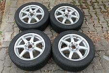 Alufelgen RIAL 7 16 ZOLL ET48 5x112 Audi A4 Mercedes B C E Klasse W204 W245 W169