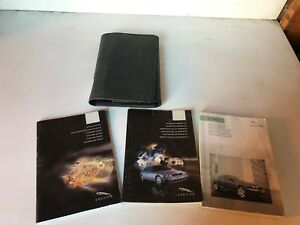 JAGUAR-X-TYPE-HANDBOOK-OWNERS-MANUAL-CASE-ETC