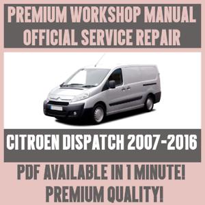WORKSHOP-MANUAL-SERVICE-amp-REPAIR-GUIDE-for-CITROEN-DISPATCH-2007-2016