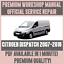 WORKSHOP-MANUAL-SERVICE-amp-REPAIR-GUIDE-for-CITROEN-DISPATCH-2007-2016 thumbnail 1