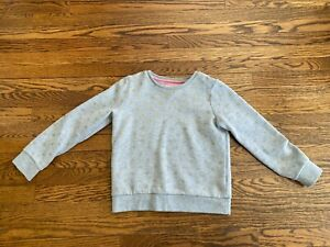 MINI-BODEN-applique-sweatshirt-girls-size-7-8