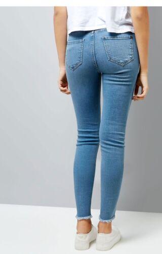 STARK REDUZIERT Damen Jeans   Ripped Denim Hosen  Hose 34-46 BLACK FRIDAY !