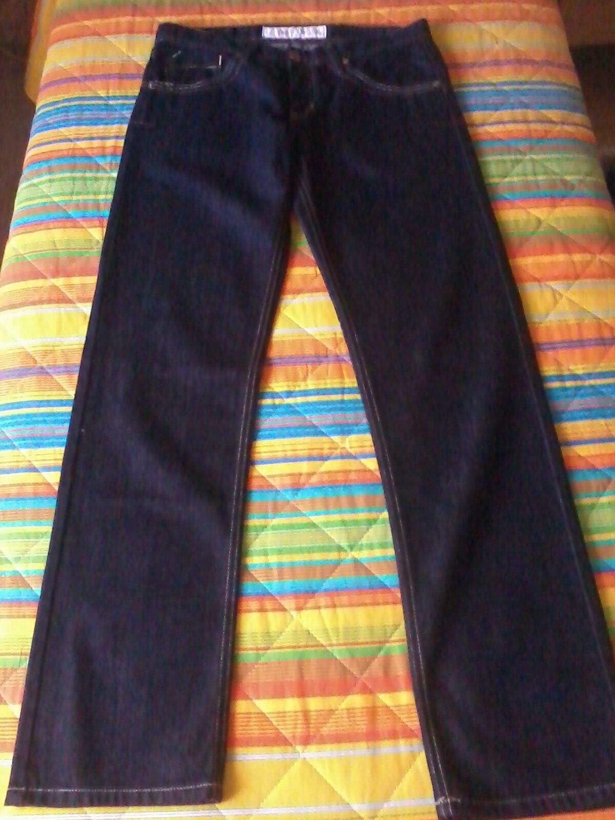 Jeans Take Two men - Mod. COLE A. F19 - taglia W33 (48 stretto Italia -  86 cm)