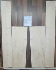 Tonewood Maple 21121 Tonholz Guitar Builder Luthier Acoustic Backs Side Curly