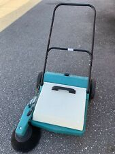 Tennant Walk Behind Floor Sweeper