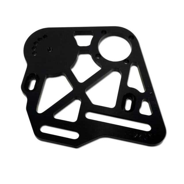 CBM MOTORSPORTS BILLET LS BELT DRIVE PLATE FOR WHIPPLE 3.3L, 4.0L SUPERCHARGER B