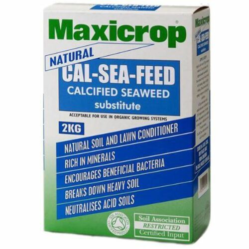 Maxicrop Garden cal-sea-feed repas-calcified algues substitut 2kg