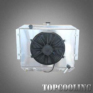 2-Row-Aluminum-Radiator-For-Mitsubishi-Pajero-NA-NF-NG-NK-NL-3-0L-V6-Fan-Shroud
