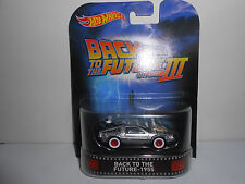 Hot Wheels Retro K Case Back To The Future III -1955 Hobby Only