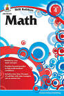 Math, Grade 4 by Carson Dellosa Publishing Company (Paperback / softback, 2011)
