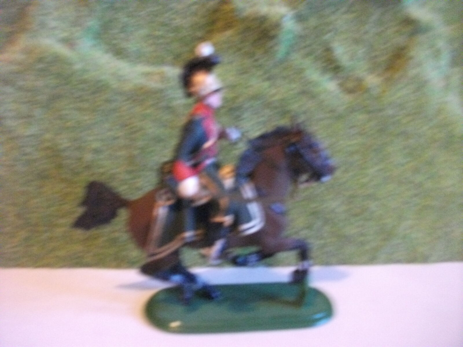 St.Petersburg Napoleonic Museum Quality Niena british Mounted trooper (4)
