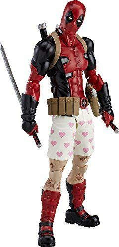 New figma dead pool DX ver. non-scale ABS & PVC painted action figure