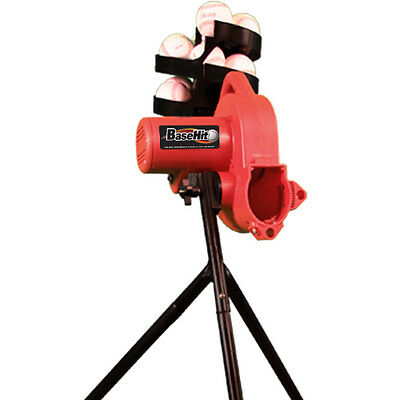 Heater Sports Basehit Real Baseball Machine (Reconditioned ...