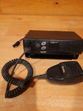 Motorola Radius Sm50 Radio Withmic And Bracket M43dgc20a2aa 107