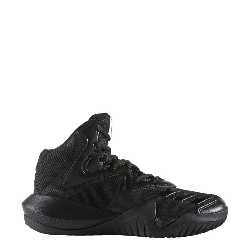Adidas Crazy Team K Kids chaussures Basketball Sport chaussures Casual, by3081