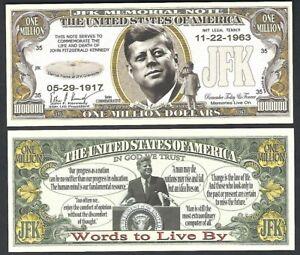 Image Is Loading Lot Of 25 Bills Jfk John F Kennedy