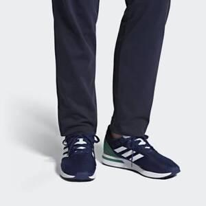 Detalles de Adidas Hombre Zapatillas para Correr Essentials Run Años 70 Entrenamiento