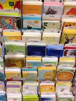 Closeout Hallmark Card Lot Of 20 Assortment Greeting Cards. Birthday, Etc.