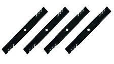 """(4) 302-456 PACK 42"""" Gator Mulch Mower Blades John Deere Z225 Z235, LA125,LA135"""