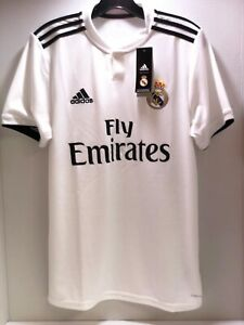 pretty nice cc238 ff582 Details about Adidas Real Madrid Home Jersey #10 Luka Modric Size Medium  Only