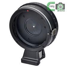 EOS-FX Canon EF Mount Lens to Fujifilm X-Pro1 E1 Pro Adapter Adjustable Aperture