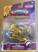 Activision Skylanders Superchargers Nitro Soda Skimmer Sea Vehicle Age: 6+
