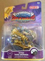 Activision Skylanders Superchargers Nitro Soda Skimmer Sea Vehicle Age: 6+