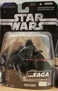 """Star Wars Saga (013) Darth Vader (Episode V) 3.75"""" Figure"""