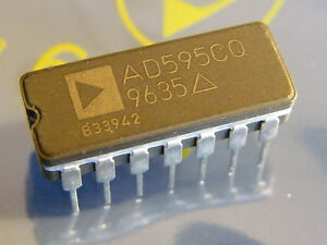 AD595CQ-Thermocouple-Amplifier-with-Cold-Junction-Compensation-Analog-Devices