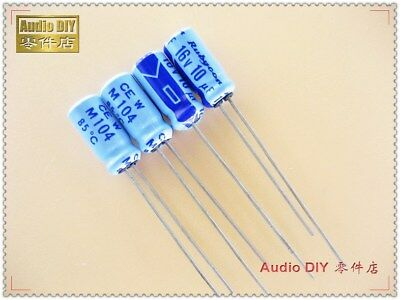 50pcs Rubycon old models sky blue TWSS series 1uF//50V electrolytic capacitor