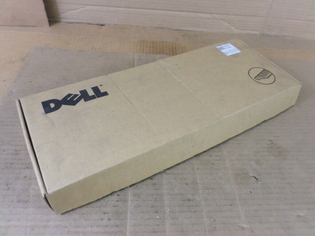 Dell 0U473D U473D Slim Multimedia USB Keyboard & (2) USB Hub & Pad. Buy it now for 35.50
