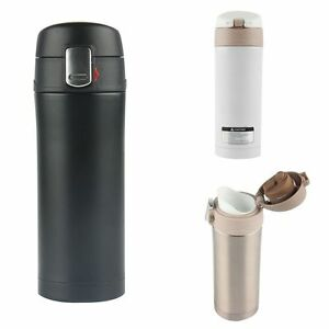 f96593dd610 350ML Stainless Steel Travel Mug water Vacuum insulated Thermal Cup ...