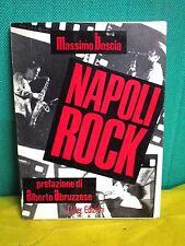 Boscia NAPOLI ROCK - Miller 1986 complessi membri maggiori anni 70 / 80 con foto