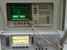Hpagilent 8563e Fresh Cal 265 Ghz Spectrum Analyzer