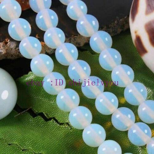 """Nouveau 14 mm Sri Lanka Moonstone Gemstone Loose Beads 15/"""" AAA"""