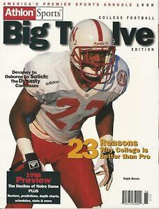 Athlon-Sports-Big-Twelve-1998-Annual-Volume-3