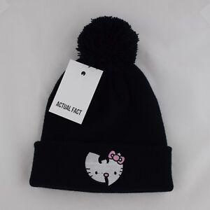 053b338d6 Actual Fact Hip Hop x Hello Kitty Japan Hip Hop Bobble Pom Pom Black ...